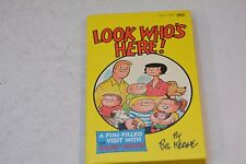 Look Who's Here- THE FAMILY CIRCUS  by Bill Keane 1987