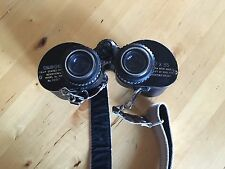 Tasco Model 118 7x35 Extra Wide Angle Feather Weight Binoculars Vintage