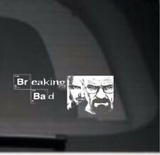 Jesse And Walter Breaking Bad Car Sticker