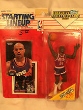 New 1993 Charles Barkley Starting Lineup Action Figure Sealed Package