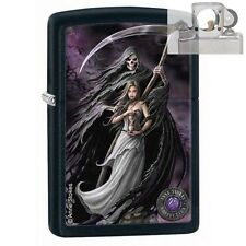 Zippo 28856 anne stokes maiden Lighter with PIPE INSERT PL