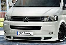 Frontansatz Frontspoiler Spoiler für VW Bus T5 Facelift Ingo Noak