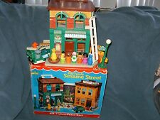 Fisher price Sesame Street Set Complete 1975