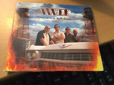 "Awek ""Burnin' Wire On South Lamar"" cd"