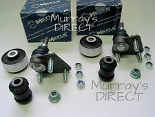 MEYLE Kit 4 Front Wishbone Bushes & 2 Ball Joints -  Audi TT & S3 Up To Mid-2000