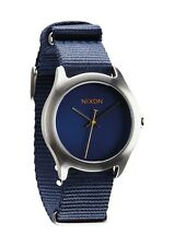 Authentic Nixon MOD Navy Watch A348 307 Brand New In Box! A348307