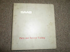 1980s 1990s Saab 900 Electrical Diagram Ignition System Service Shop Manual DEAL