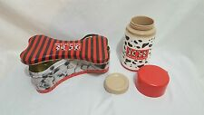 Disney's 101 Dalmatians Replacement Lunchbox Thermos + TIN BOX
