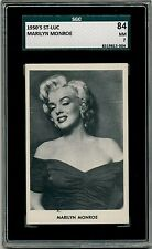 1950's MARILYN MONROE *RARE* ST-LUC SGC 7 (POP 1) HIGHEST GRADE None From PSA