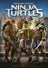 1****** Teenage Mutant Ninja Turtles (NEW DVD, 2014) NOW SHIPPING !
