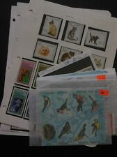 ALBANIA : Beautiful collection. VF MNH except where marked. Birds, Sports, Space