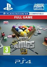 Hustle Kings VR FULL GAME DLC PS4 -  Same Day Dispatch