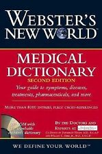 Webster's New World Medical Dictionary (2nd Edition), MedicineNet.com, Good Cond