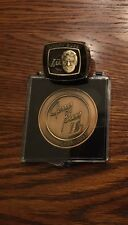LA Los Angeles Lakers Dr. Jerry Buss Night Collectible Ring & Coin SGA