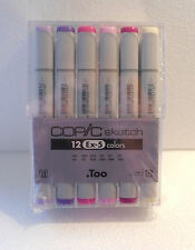 COPIC SKETCH  MARKER PEN SET EX-5  ** BRAND NEW** INCLUDING CASE