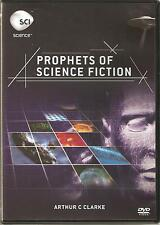 PROPHETS OF SCIENCE FICTION Arthur C Clarke [DVD]