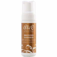 ABI O 200ml BRONZED GODDESS NATURAL ORGANIC LUXURIOUS TANNING MOUSSE BEAUBRONZ