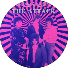 CHAPA/BADGE THE ATTACK . pin button freakbeat the eyes creation pretty things