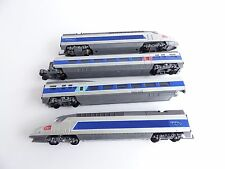 JOUEF / HORNBY TGV 4 ELEMENTS N° 405