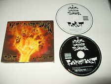 First Degree Burns First And Foremost 2 cd digipak 2008 V Rare