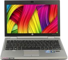 "HP EliteBook 2570p i5 2,5Ghz(3.Gener) 4Gb 120GbSSD 12,5"" USB3.0 Cam DVD Win7Pro"