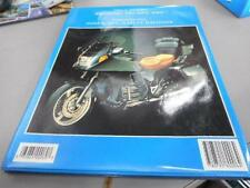 Used Roy Bacon BMW R1100 K1000 THE ILLUSTRATED MOTORCYCLE LEGENDS Book