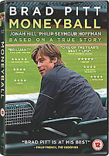 Moneyball (DVD, 2012) *Still sealed*