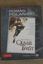 Oliver Twist DVD (Roman Polański) - POLISH RELEASE (Polish Subtitles)