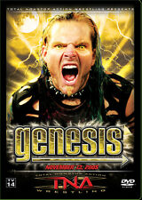 Official TNA Impact Wrestling -  Genesis 2005 Event DVD