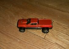 Mattel Hot Wheels Diecast Toy Car Trim Trk Red Truck Vehicle Car collectible