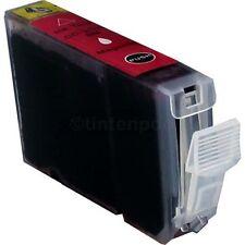 10 Tintenpatronen 6M für Canon MP 780 ohne Chip