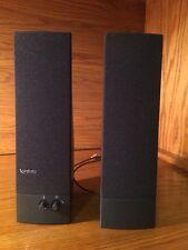 Infinity Desktop Speakers (IBM)
