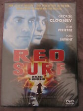 Red surf de H. Gordon Boos avec George Clooney, DVD, Action, NEUF!!!!
