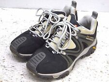 MERRELL REACTOR Leather Hiking/Cross Training Shoes Womens 6 Navy/Gray