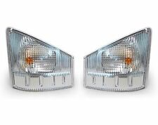 GMC W3500 W4500 W5500 2008-2015 PAIR SET TRUCK TURN SIGNAL LIGHTS LAMPS CORNER