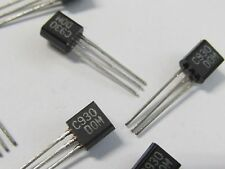 10 unidades - 2sc930-sanyo to92 HF NPN transistor
