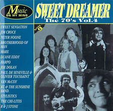 Sweet Dreamer The 70´s Vol.4 CD ( 14 Track ) BR Music