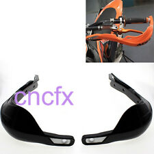 HONDA HAND GUARD Handguard XR CR CRF 250 350 400 600 650 DIRT BIKE Black CNC