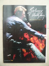 Magazine n° 10   - revue du Club JOHNNY HALLYDAY - 2000