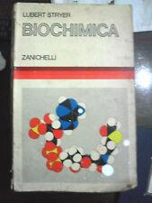 BIOCHIMICA di Lubert Stryer ed. Zanichelli 1979