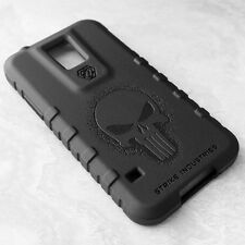 SI Battle Case Punisher Design for Samsung Galaxy S5 (Black)