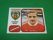 E. NAGIEL US VALENCIENNES ANZIN USVA RECUPERATION PANINI FOOTBALL 82 1981-1982