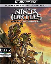 Teenage Mutant Ninja Turtles: Out of the Shadows Ultra HD Blu-ray/ NO 4K DISC