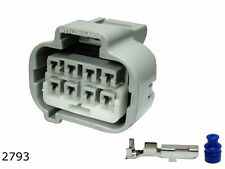 EBERSPACHER HYDRONIC D5Z-H FEMALE CONNECTOR PLUG 8-way wtyczka
