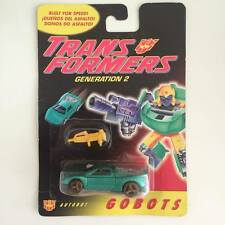 "Vintage 1994 TRANSFORMERS G2 GOBOTS "" HIGH BEAM "" Autobot - Rare"