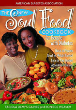 The New Soul Food Cookbook for People with Diabetes By Gaines, Fabiola