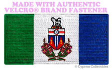 YUKON FLAG PATCH CANADA EMBROIDERED new CANADIAN w/ VELCRO® Brand Fastener