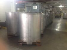 STAINLESS STEEL TANK 330 GALLON VERY CLEAN