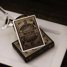 GOLD Rarebit Playing Cards - Rare Limited Edition Deck by Theory11 New/Sealed