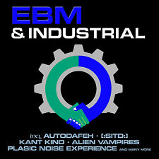 CD EBM et Industrial volume 1 de various artists 2cds